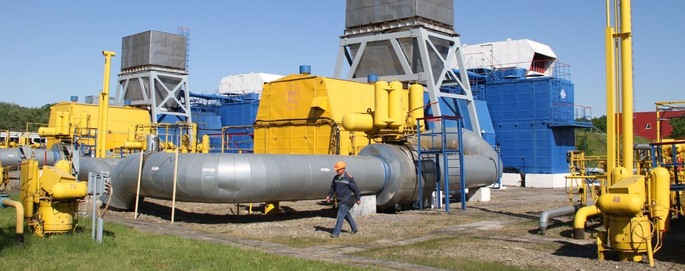 """""""Газпром"""" надіслав заявку на збільшення транзиту газу через Україну"""