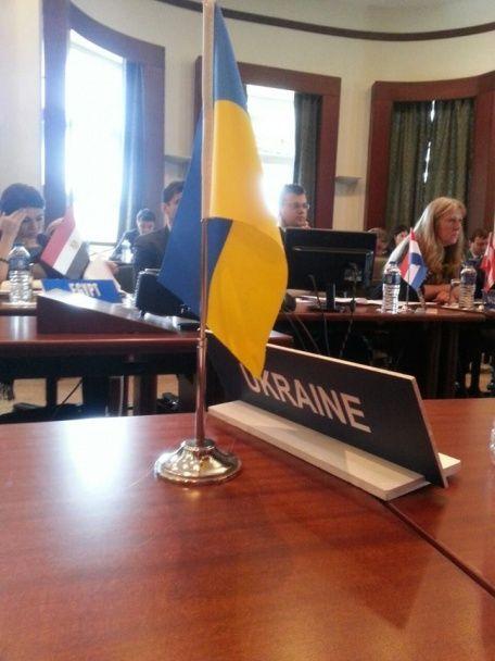 Через головування РФ в ОЧЕС українська делегація вчинила демарш
