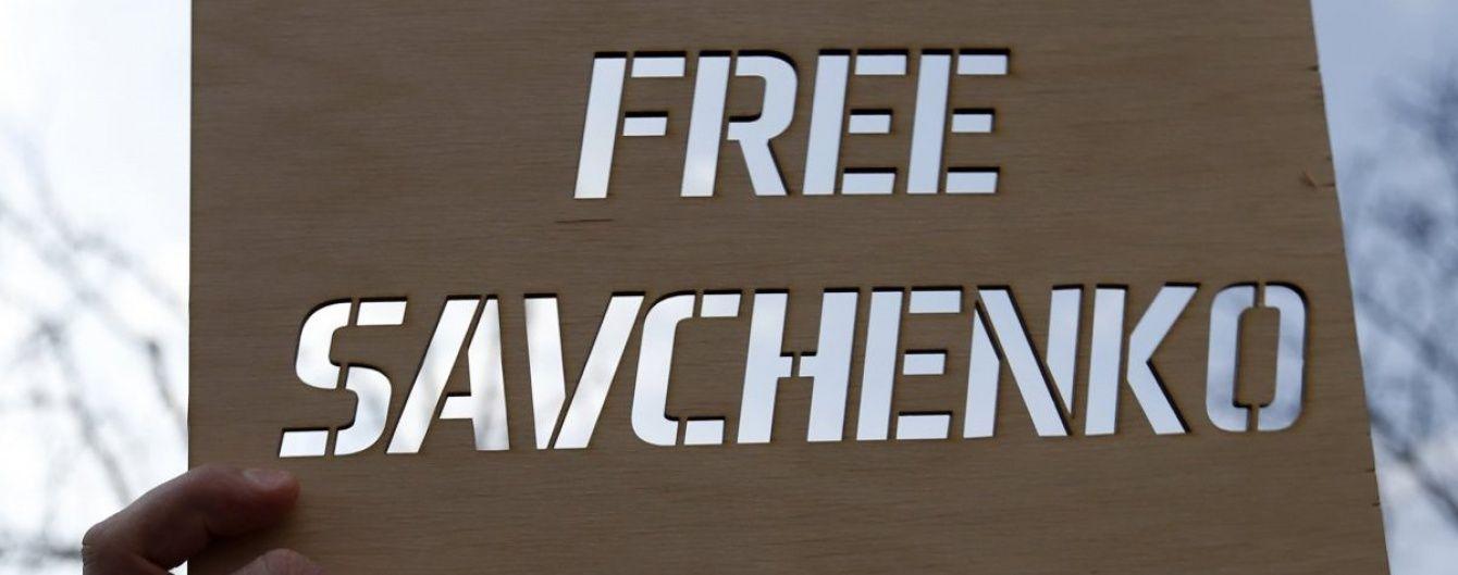 Британія закликала Росію негайно звільнити Савченко