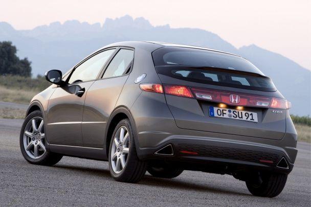 История Honda Civic: Путь к клиенту (часть третья)