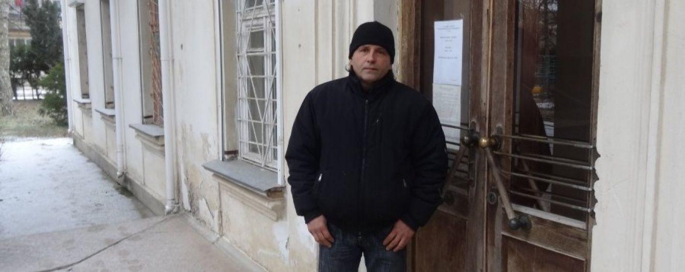 У Криму окупанти засудили українського активіста Балуха до майже чотирьох років ув'язнення