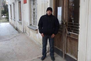 В оккупированном Крыму хотят бросить за решетку на пять лет украинского активиста Балуха