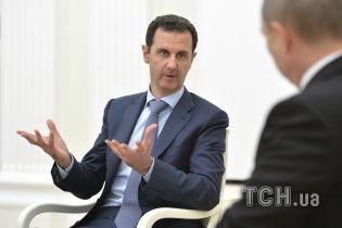 Асад считает Сирию слишком маленькой для федерализации