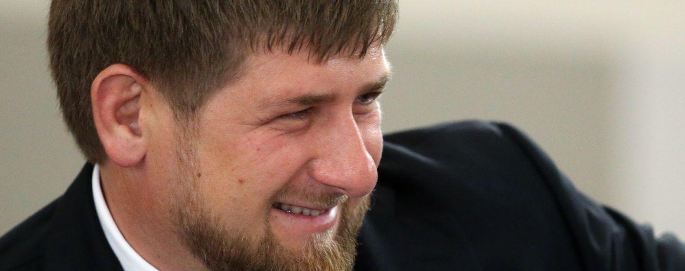 Кадиров розповів про причини масової бійки у військовій частині в Чечні