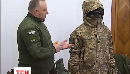 Українські бійці вже зовсім скоро можуть отримати нову форму