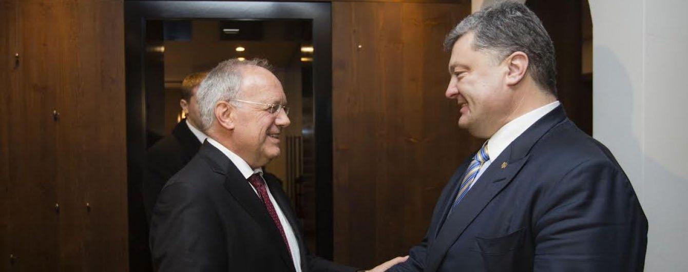 """Швейцарія """"пожертвувала"""" $ 200 мільйонів у золотовалютні резерви України"""