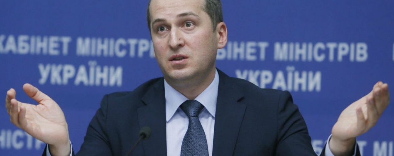 Павленко написав заяву про відставку і передав її до ВР