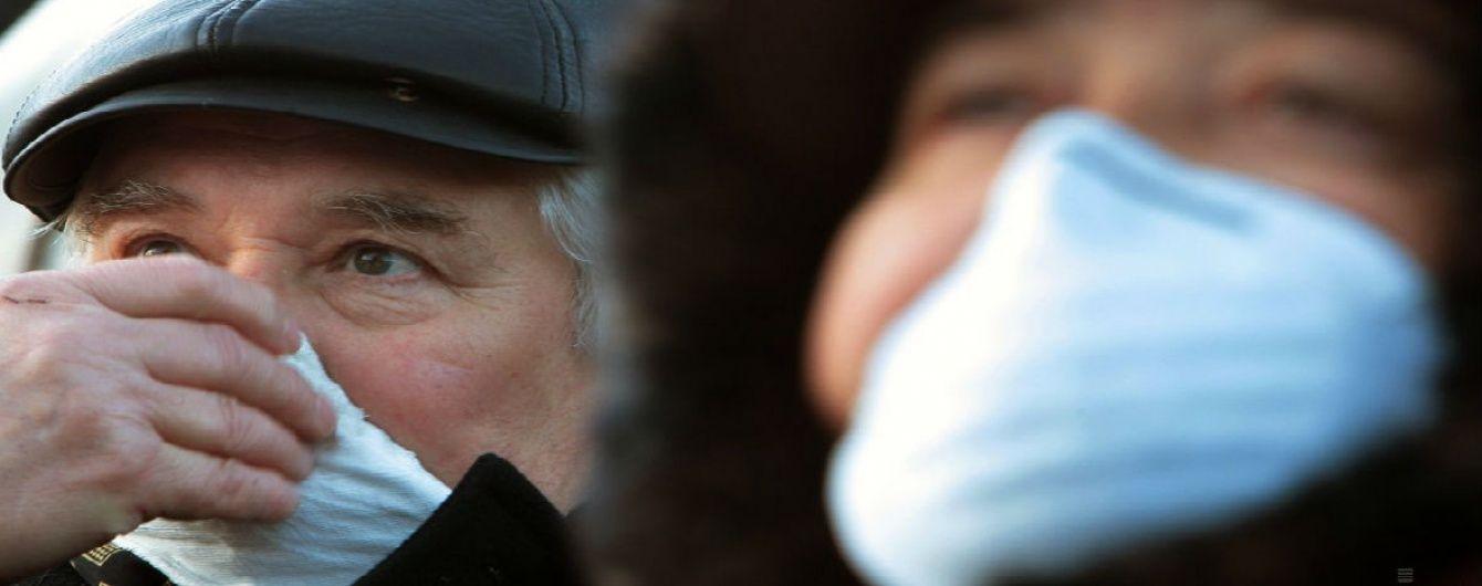 Санепідемологи звітують про зниження рівня захворюваності на грип у Києві