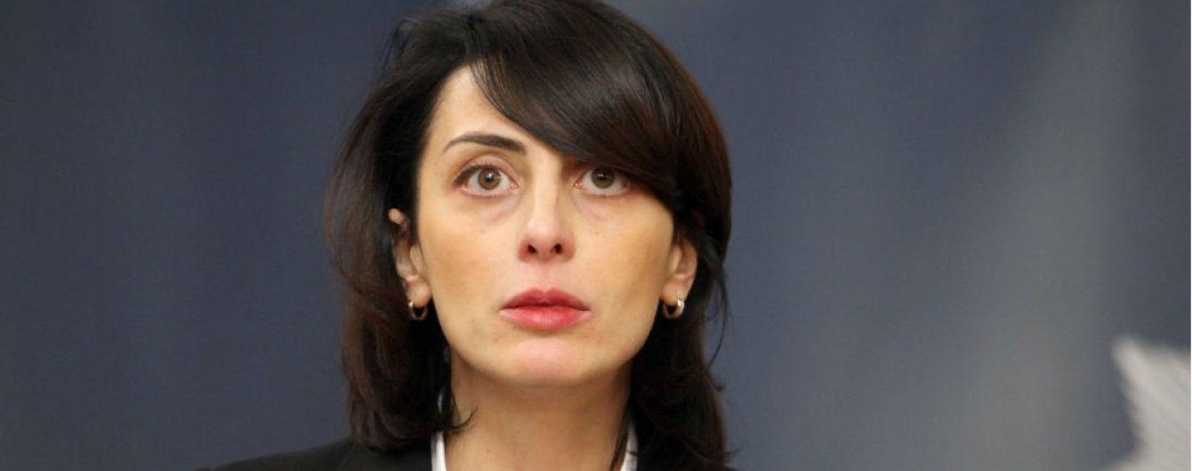 Деканоідзе вперше розповіла про результати переатестації поліції у Києві та області