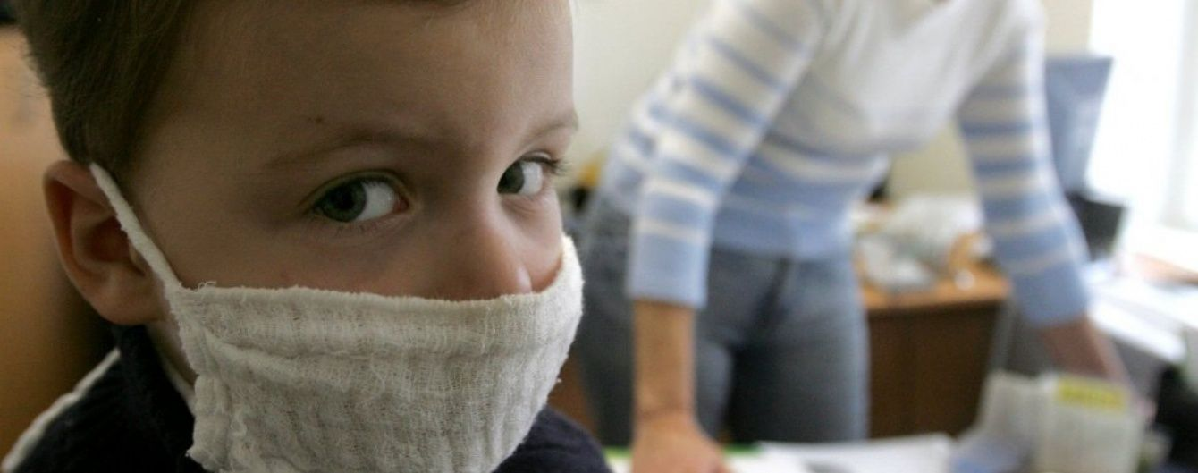 В Киеве на карантин из-за гриппа закрыли 119 школ