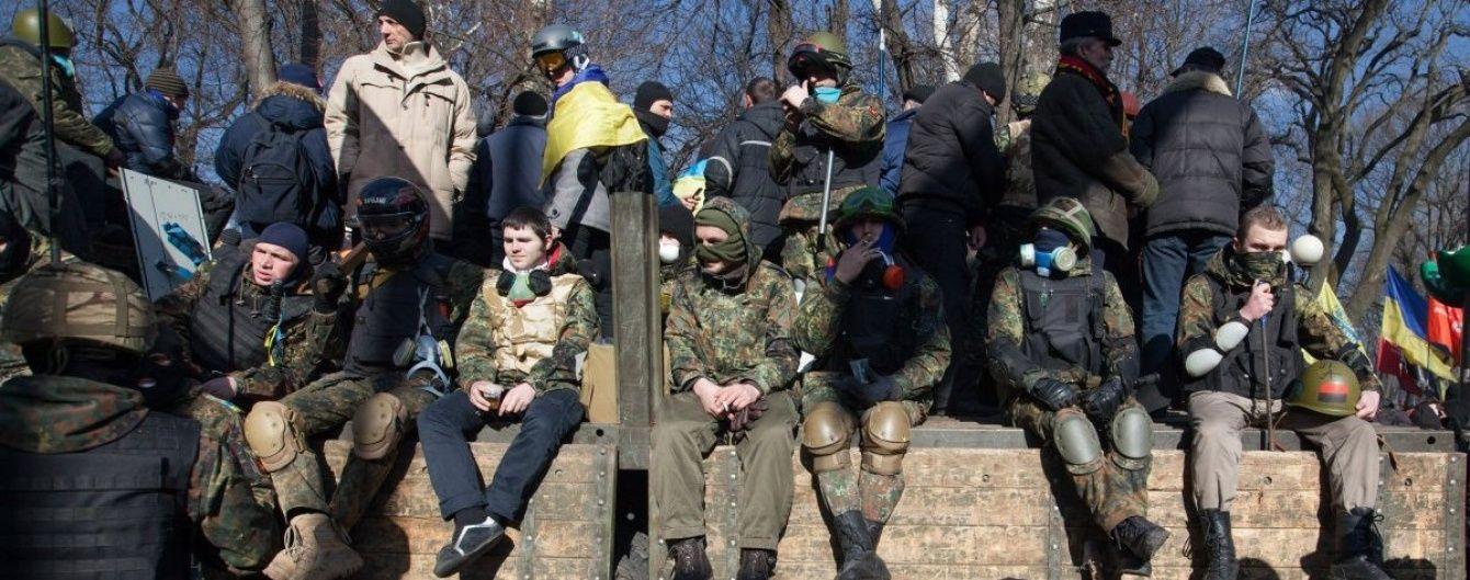 """Затриманого, який озброював """"тітушок"""" для силового розгону Майдану, можуть випустити з-під варти"""