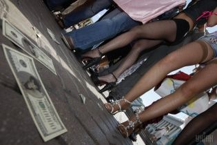 У Москві жінку-копа затримали за заняття проституцією