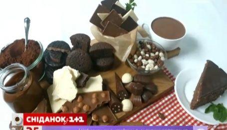 Советы диетолога. Шоколад помогает снять стресс