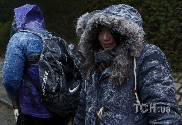 На Тайвані через аномальний холод загинули понад 50 людей