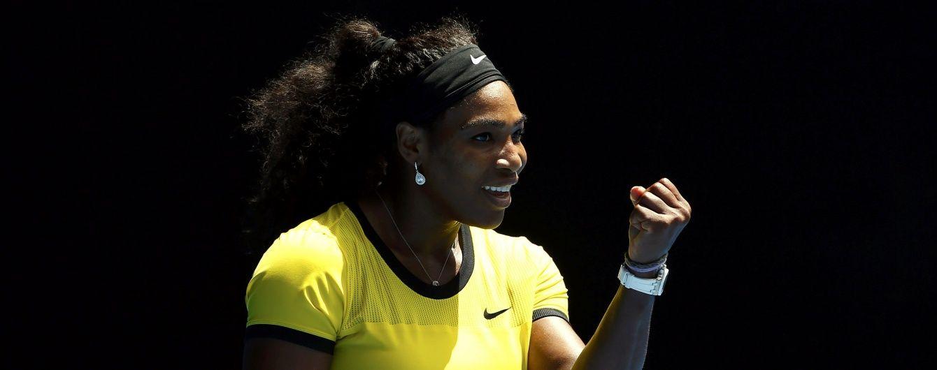 Визначилися всі учасниці 1/4 фіналу Australian Open