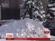На Харківщині та Сумщині сьогодні зафіксовали падіння температури до мінус 26 градусів