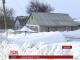 Через снігові замети доїхати до дев'яти населених пунктів на Одещині досі складно