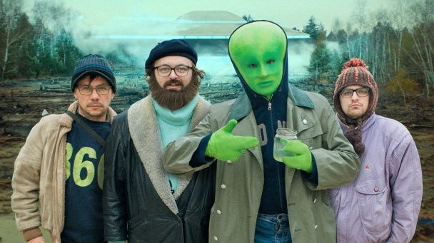 DZIDZIO презентував фільм із любовним трикутником у центрі сюжету