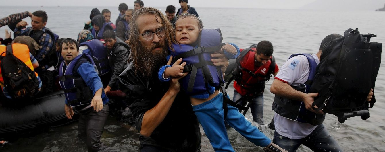 У 2016 році до Європи прибуде мільйон біженців