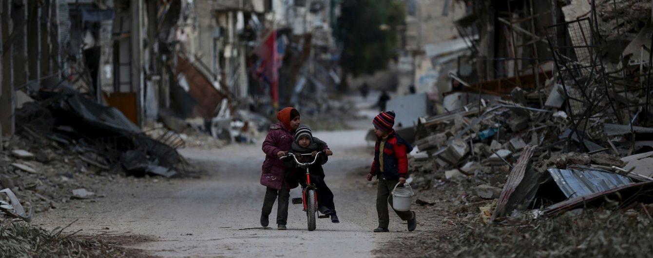 У Женеві стартували переговори щодо Сирії без опозиції