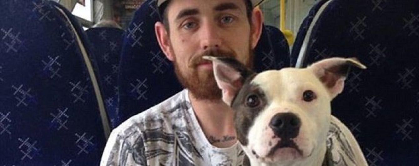 Радісна зустріч собаки та хворого господаря зворушила мільйони користувачів (відео)