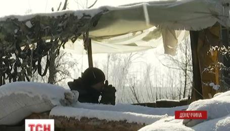 Боевики продолжают обстрелы позиций украинских военных