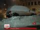 Київ оговтується після потужного снігопаду і 10-бальних корків