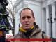 """В Одесі поліція затримала мікроавтобус """"Самооборони"""", який тікав від патруля"""