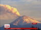 Вулкан Попокатепетль на кілька годин паралізував авіа-сполучення у Мексиці