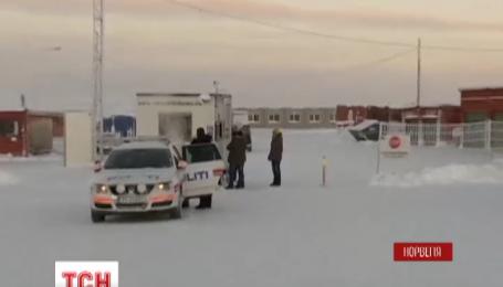 Норвежская полиция отпустила беженцев, которые прибыли в страну с российской территории