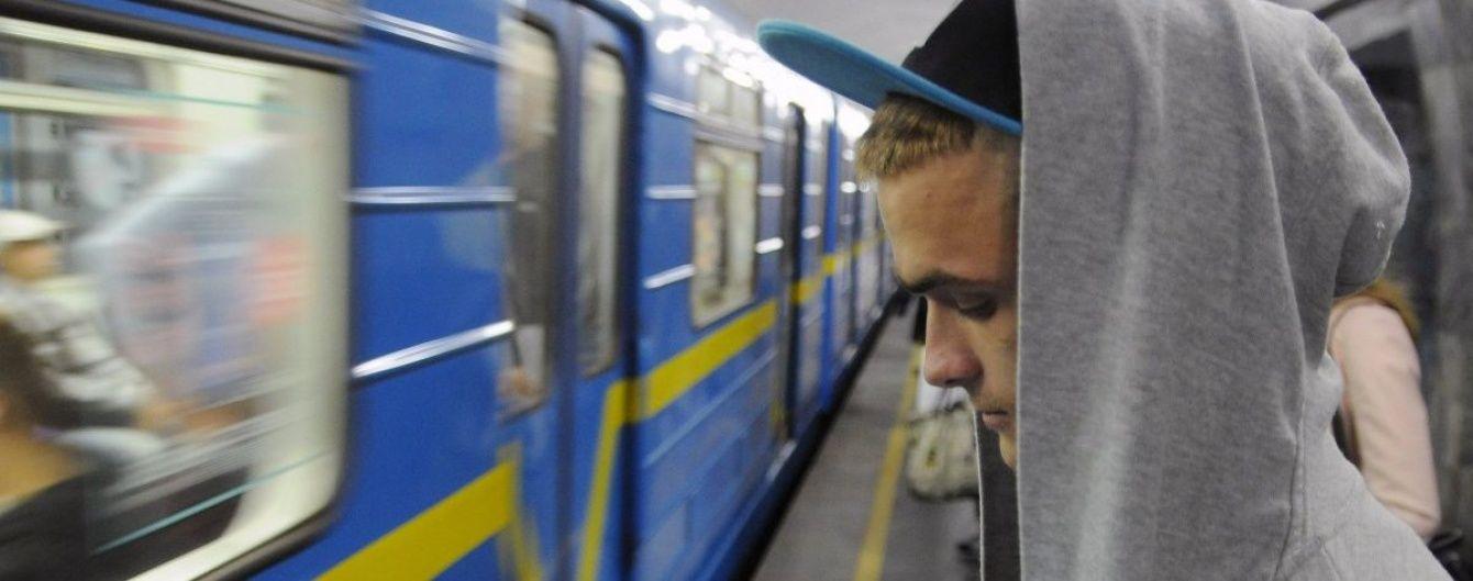 У метрополітені Києва назвали причину колапсу в підземці
