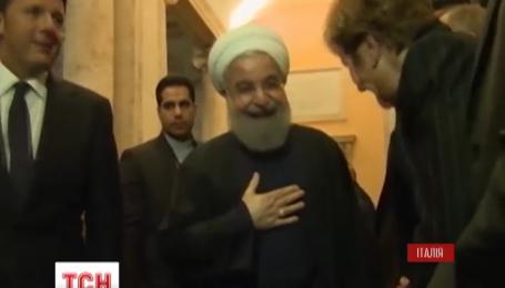 В Італії заради президента Ірану прикрили оголені античні статуї в капітолійських музеях