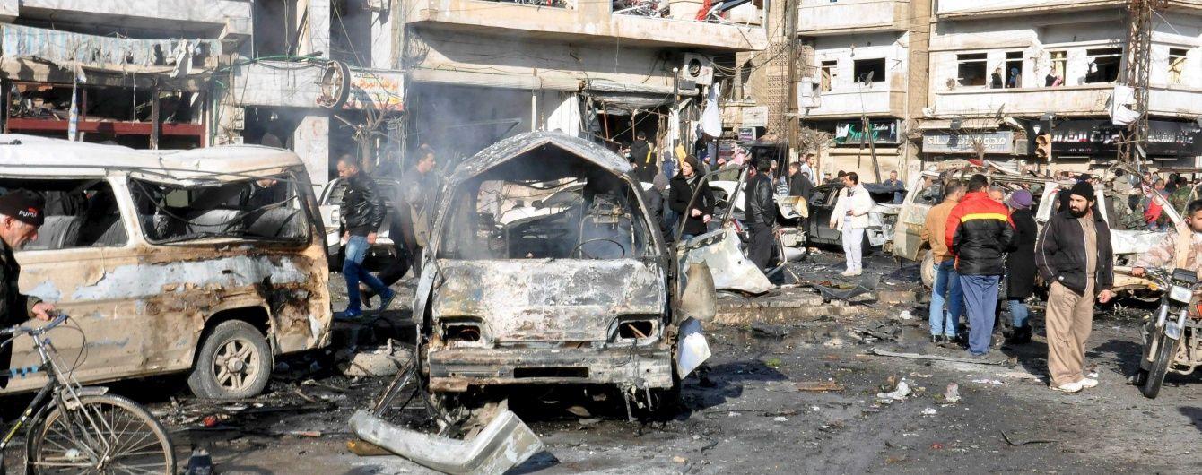 Сирійські повстанці відбили стратегічно важливе місто в бойовиків ІД