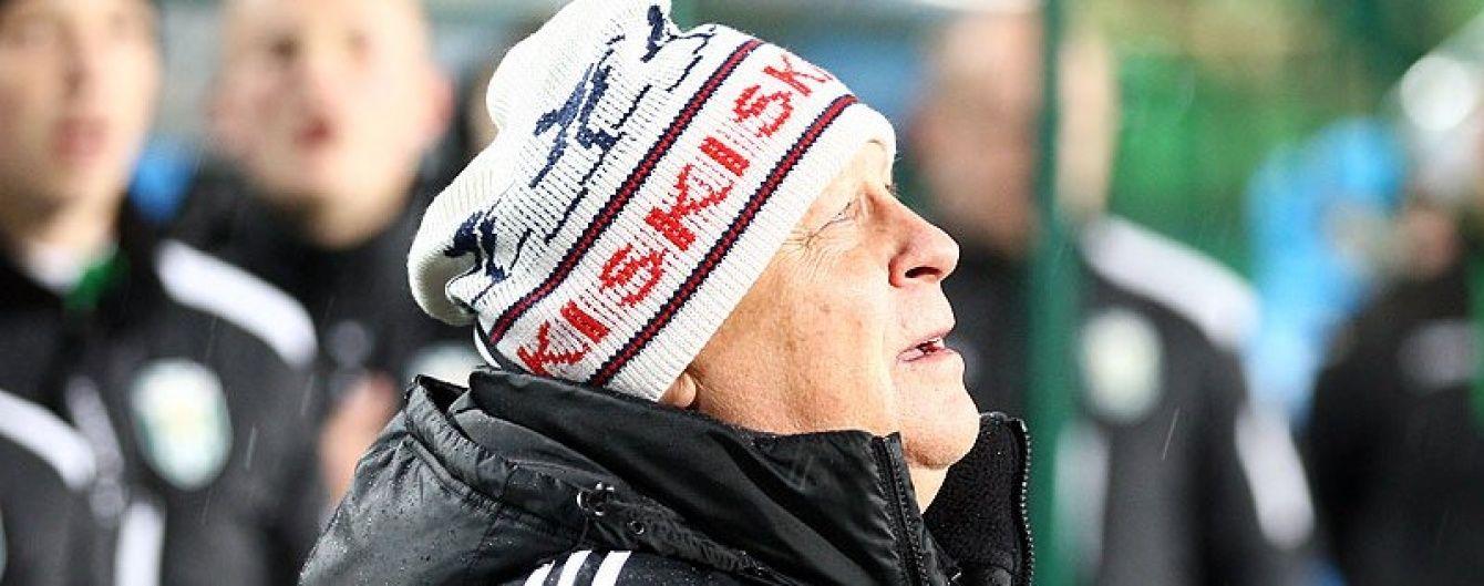 Кварцяный хотел вернуть Милевского в сборную Украины - агент