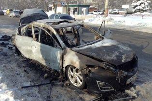 """У Харкові вибухнуло авто адвоката сепаратистів """"Топаза"""" та """"Терези"""""""