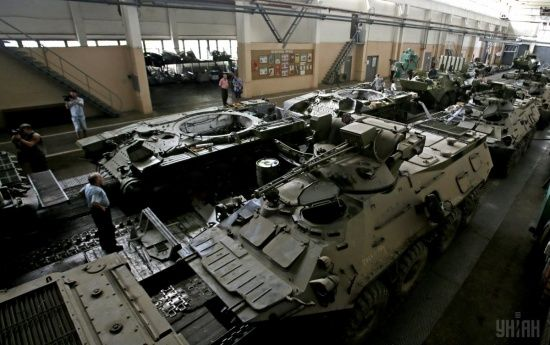 Україна втратила понад три мільйони доларів від корупції в оборонній промисловості - НАБУ