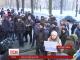У Дніпропетровську активісти відзначили другу річницю побоїща під обладміністрацією