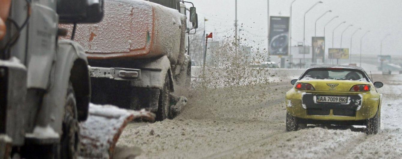 Понад 10 областей України потерпають від критичного рівня аварійності на дорогах. Інфографіка