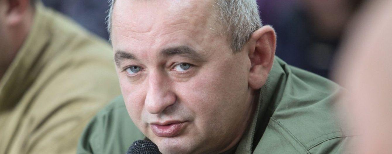Матіос назвав кількість військових-зрадників у Криму