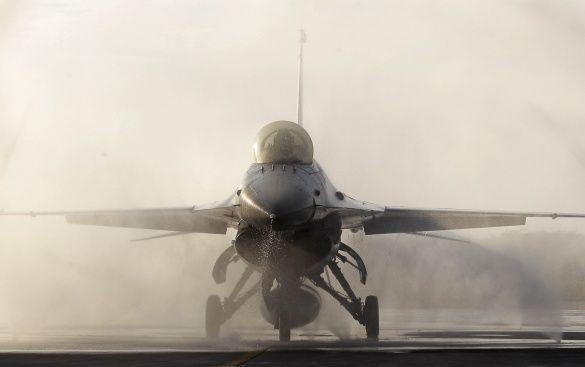 F-16, військовий літак, іміджевий, ВПС, ВПС США _4