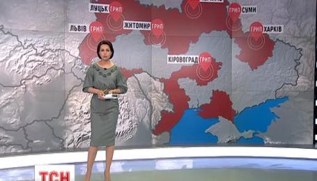По всій Україні на карантин закриті більшість шкіл та дитсадків