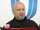 Турчинов відповів на фразу Путіна про кордони України
