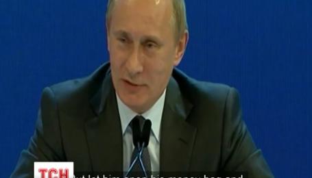 """Британська BBC показала фільм """"Таємні багатства Путіна"""""""