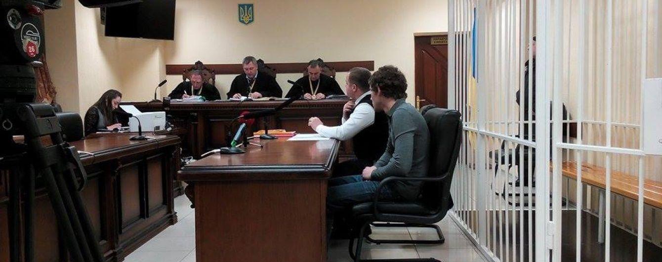 Мажор Толстошеєв зник з офіційних місць проживання