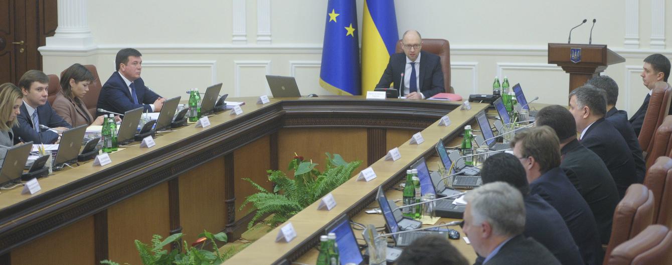Кабмін схвалив взаємне визнання Україною та Італією водійських прав