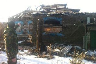 У Мар'їнці внаслідок тригодинного бою поранений український військовий - журналіст