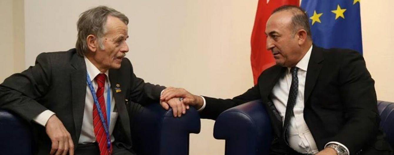 Туреччина може увійти до міжнародної групи щодо деокупації Криму - Джемілєв