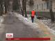 В Україну йде різке потепління