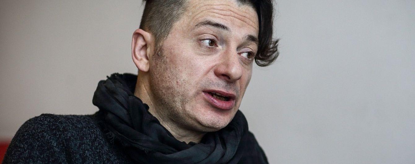 """Экс-солист """"Агаты Кристи"""" назвал Вакарчука """"особо опасным"""""""