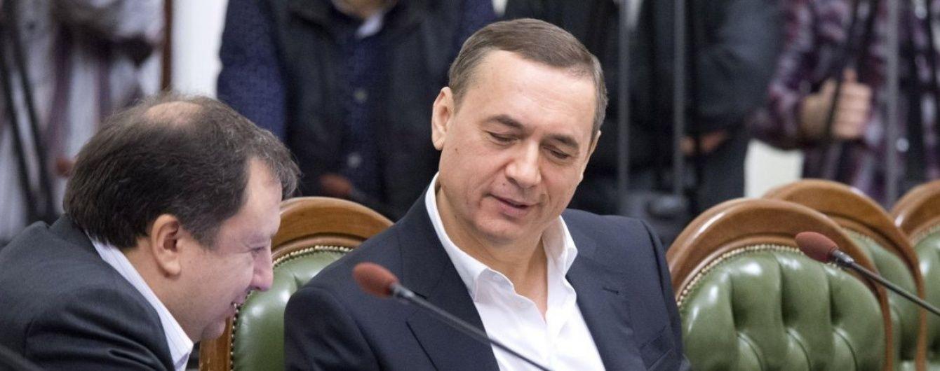 Екс-нардепа Мартиненка затримали - адвокат